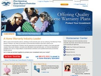 Top Home Warranty Companies First American Home Buyers Protection